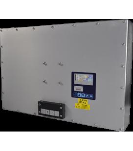Panel PC Industriel Inox 21,5 - Face arrière