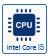 Tablette équipé d'un processeur Intel Core I5