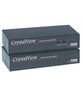 CrystalView CAT5 USB