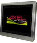 """Client léger Axel sur chassis Inox 12"""""""