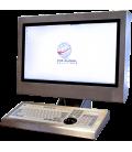Panel PC Inox 21,5'' - Exemple d'application