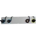 Bandeau connecteur à visser IP68 (option)