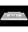 Écran Fanless tactile 18,5'' étanche IP65 - Connectique