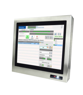 Panel PC Inox 15'' Scan