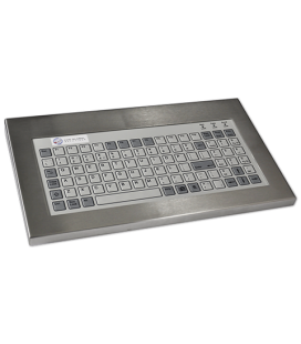 Clavier Industriel Inox 96 touches