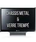 Châssis Métal & Verre Trempé